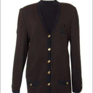 St. John's Collection Two piece suit size M